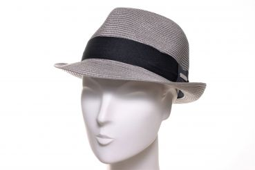 Seeberger Poly Trilby smoke grey