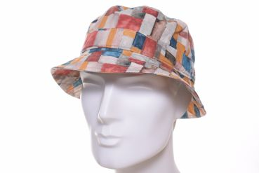 Stetson Bucket hat Cotton batik