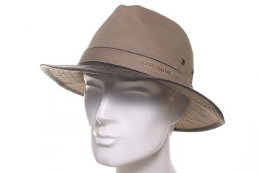 Stetson Traveller Cotton braun