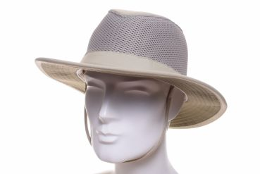 Tilley LTM8 Nylon Mesh hat khaki