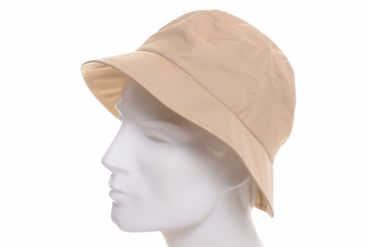 Stetson Bucket hat delave organic cotton blau