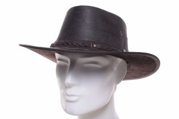 Scippis Springbrook Leather hat braun
