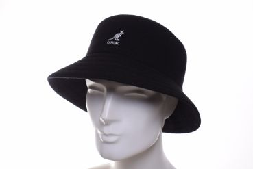 Kangol Wool Lahinch Bucket schwarz