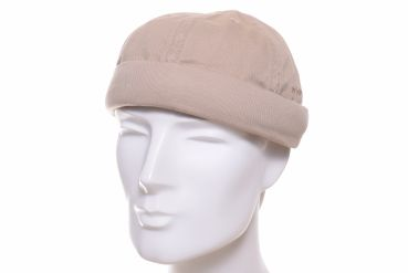 Stetson Dockercap Cotton beige