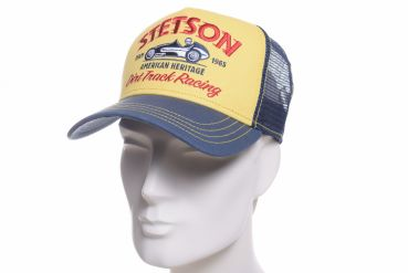Stetson Trucker cap dirt Track Racing