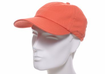 Stetson Baseball Cap Cotton orange
