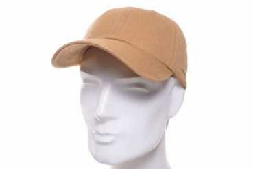Stetson Baseball Cap Cotton curry