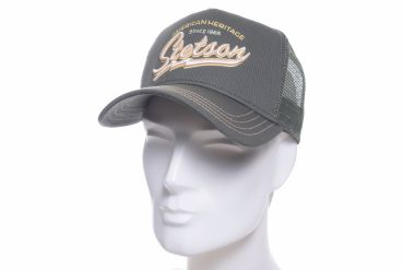 Stetson Trucker Cap American Heritage oliv
