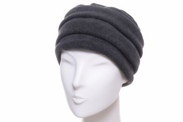 Loevenich Fleece Toque dunkelgrau