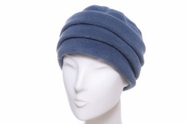 Loevenich Fleece Toque stahlblau