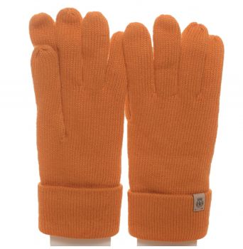 Roeckl Strickhandschuh Essentials Basic safran