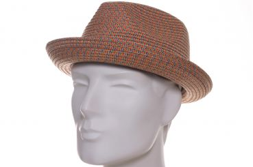 Bailey Mannes Trilby orange mix