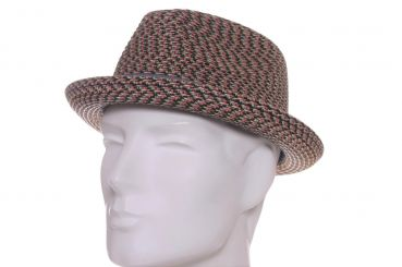 Bailey Mannes Trilby rosa/bunt