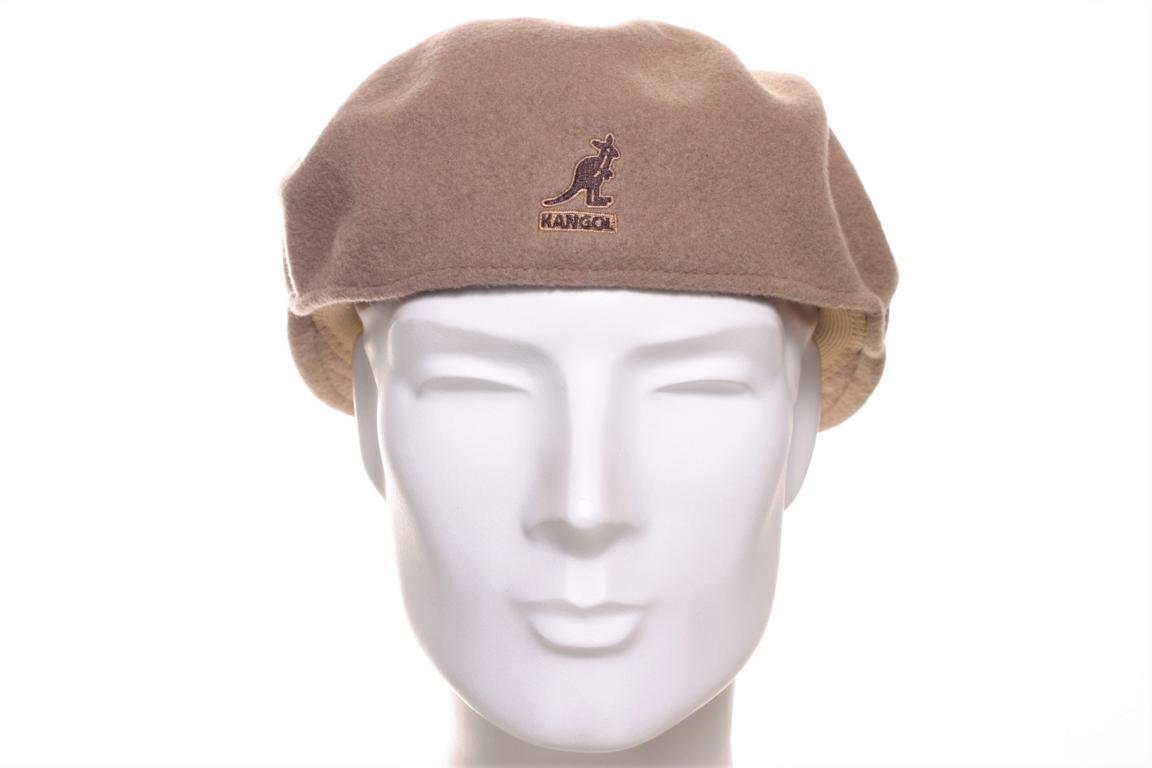 cd33a3338 Hut Mühlenbeck Shop - Kangol 504 Flatcap Wool Pepe Mütze